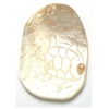 River Shell With Carving Style #A